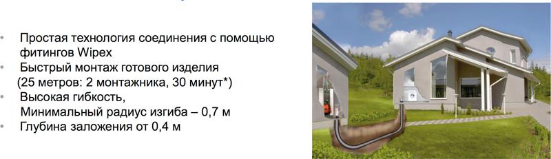 Ecofl ex Quattro Midi