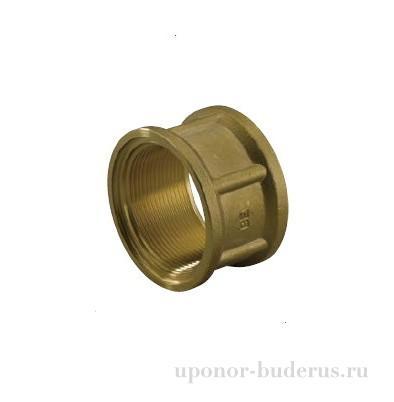 """Uponor Wipex муфта G2 """"ВР-G2 """"ВР  Артикул 1018357"""