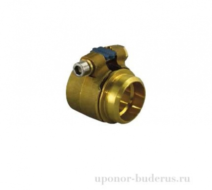 Uponor Wipex RS2 зажимной адаптер PN10 DR 63x8,6 Артикул 1047017