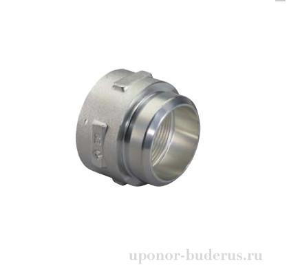 "Uponor RS адаптер с внутренней резьбой Rp2 1/2""ВР-RS2 Артикул 1029136"