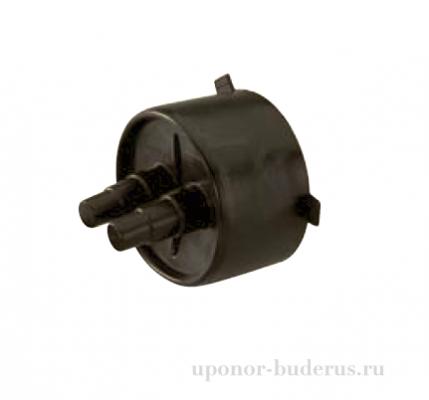 Uponor Ecoflex резиновый концевой уплотнитель Twin 25+32+40/140 1018245