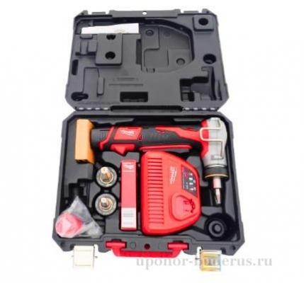 Uponor Q&E расширительный инструмент с головками M12 16/20/25 10bar Артикул 1057167