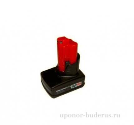 Uponor Q&E запасной аккумулятор M12 3Ah Артикул 1061185