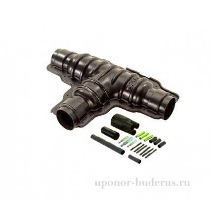 Uponor Ecoflex Supra Plus комплект изоляции тройника 140/90/68  Артикул 1061641
