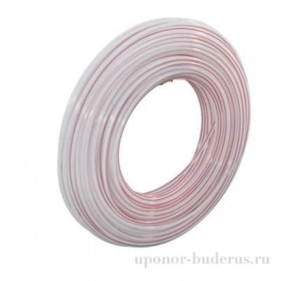Uponor Труба Radi Pipe (Eval) 25 x 2,3 6 бар PE-Xa (50м) Артикул 1088099