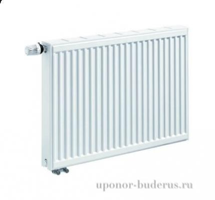 Радиатор KERMI Profil-V 11/400/2000,1894 Вт Артикул FTV 11/400/2000