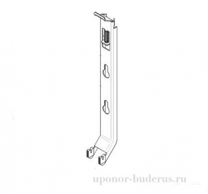 Кронштейны для радиатора Buderus 400 мм 21, 22 и 33 типов Артикул K15.4400