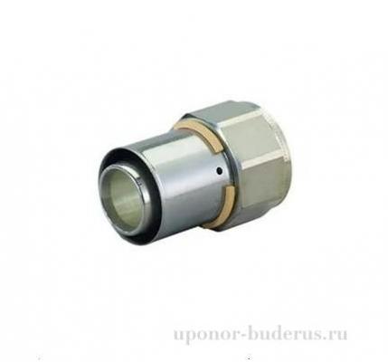 "Uponor S-Press штуцер с внутренней резьбой 40-Rp1 1/2""ВР Артикул 1046904"