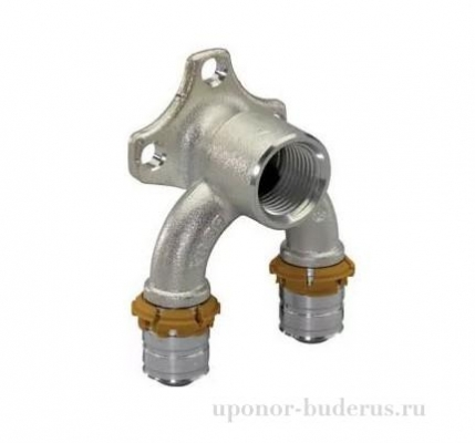 "Uponor Smart Aqua S-Press водорозетка U-профиль 16-Rp1/2""ВР-16  Артикул 1015454"