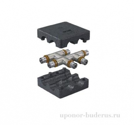 Uponor Smart Radi S-Press крестовина в теплоизоляции 20-20-20  Артикул 1015663
