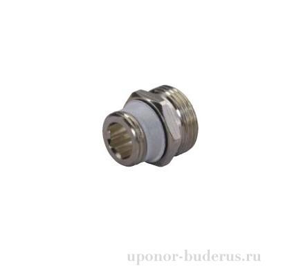 "Uponor Smart Radi ниппель переходной G3/4""НР-R1/2""НР Артикул 1013906"