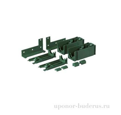 Uponor Smart Radi разборная коробка для угольников ц/ц 40-45-50мм Артикул 1001366