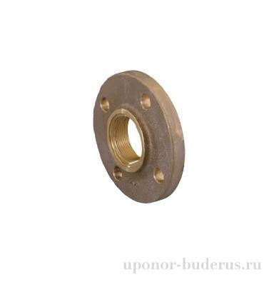 """Uponor Wipex фланец F32/4-100/G1 1/4""""ВР Артикул 1018360"""
