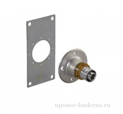 """Uponor Smart Aqua S-Press водорозетка под гипсокартон 16-G1/2""""BP Артикул 1015572"""