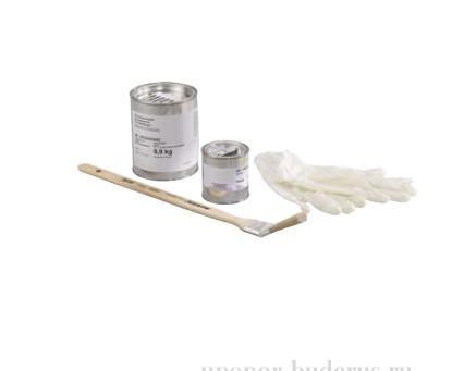 Uponor Ecoflex комплект эпоксидной смолы 1,1 кг/3,5м2  Артикул 1007373