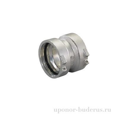 Uponor RS муфта RS2-RS2  Артикул 1029144