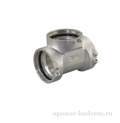 Uponor RS тройник RS2-RS2-RS2  Артикул 1029142
