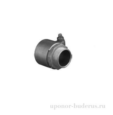 Uponor Ecoflex зажимной наконечник PN6 125x11,4-R4 HP Артикул 1078368