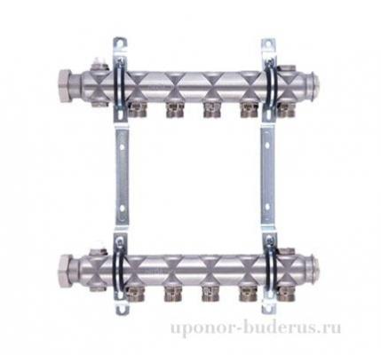HANSA коллектор 8х3/4 Евроконус Артикул 205208