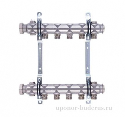 HANSA коллектор 8х3/4 Евроконус 205209