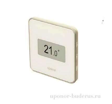 Uponor Smatrix Base термостат цифровой+RH Style T-149 BUS Артикул 1087813