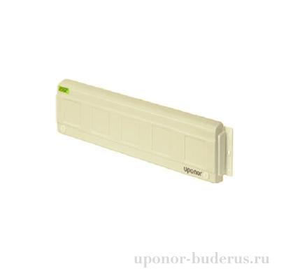 Uponor Base контроллер с реле насоса X-27 8-канальный 230В Артикул 1089088