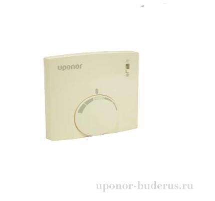 Uponor Base термостат отопление/охлаждение T-25 230В Артикул 1058424