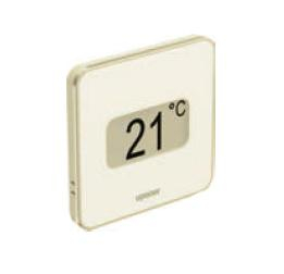 Uponor Smatrix Wave термостат цифровой+RH Style T-169 Белый Артикул 1087819