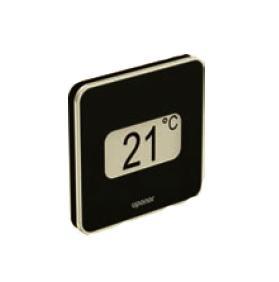 Uponor Smatrix Wave термостат цифровой+RH Style T-169 Черный Артикул 1087820