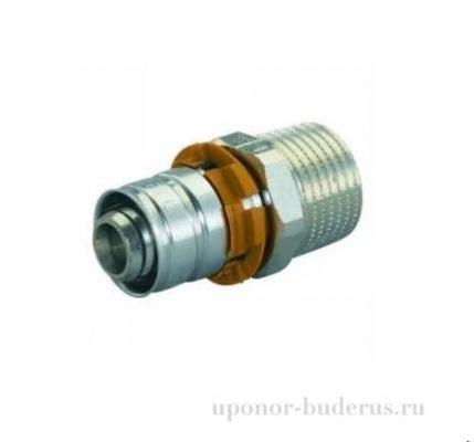 "Uponor S-Press штуцер с наружной резьбой 25x1""MT Артикул 1014592"