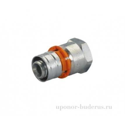 "Uponor S-Press штуцер с внутренней резьбой 25x3/4""FT Артикул 1014599"