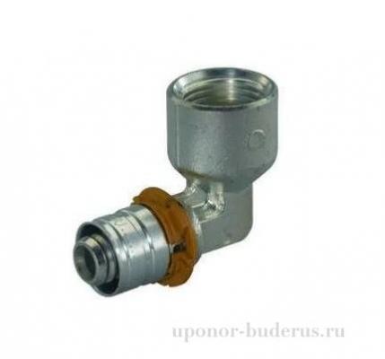 """Uponor S-Press угольник с внутренней резьбой 25x3/4""""FT Артикул 1014757"""