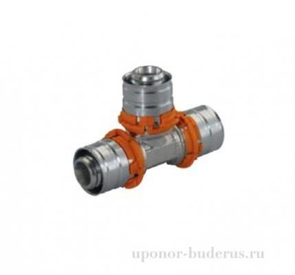 Uponor S-Press тройник 25x25x25 Артикул 1015028