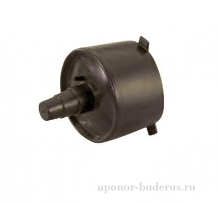 Uponor Ecofl ex резиновый концевой уплотнитель Single 63+75/175 1018312