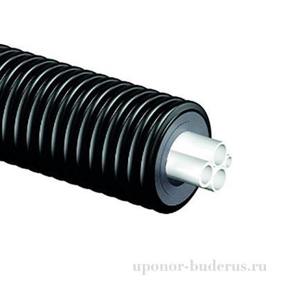 Uponor Ecoflex Quattro MIDI труба 2x25x2,3-25x3,5-20x2,8/140 1086836