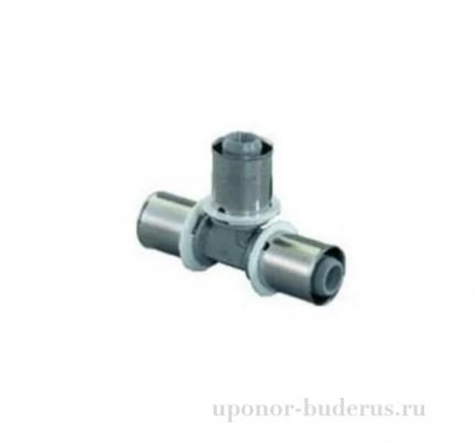 Uponor S-Press тройник композиционный PPSU 50-50-50  Артикул  1046391