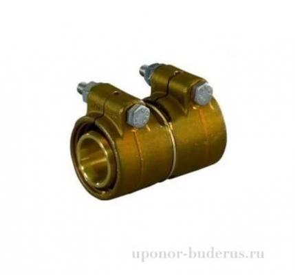 Uponor Wipex зажимной соединитель PN10 25x3,5-25x3,5  Артикул 1042970