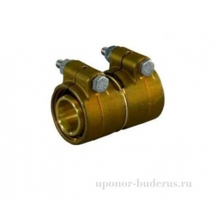 Uponor Wipex зажимной соединитель PN10 63x8,6-63x8,6  Артикул 1042982
