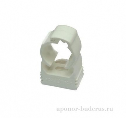 Uponor MLC клипса для труб белая 25  Артикул  1013145