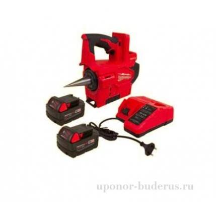 Uponor Q&E расширительный инструмент аккумуля- торный M18 VLD PEX Артикул 1085099