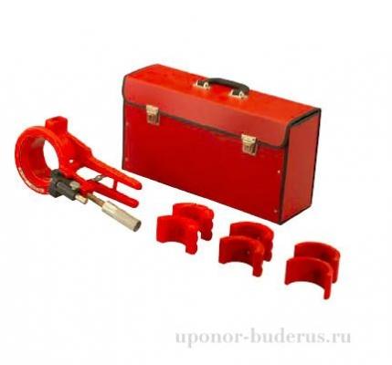 Uponor MLC набор инструментов для резки и снятия фаски 63-110 Артикул 1014334