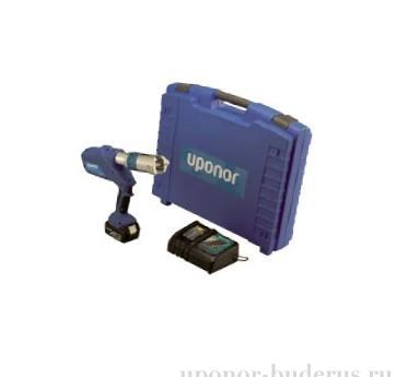 Uponor S-Press аккумуляторный инструмент UP110 б/к Артикул 1083612