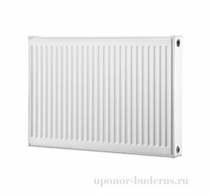 Радиатор Buderus Logatrend K-Profil 21/400/900, 1277  Вт  Артикул 7724104409