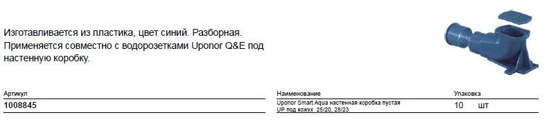 Размер на Uponor 1008845