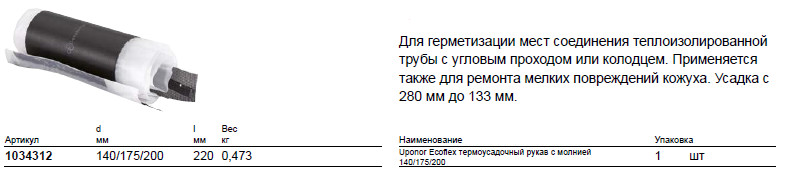 Размер на Uponor 1034312
