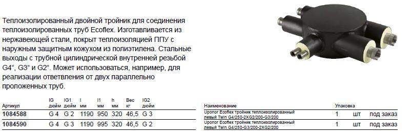 Размер на Uponor 1084588