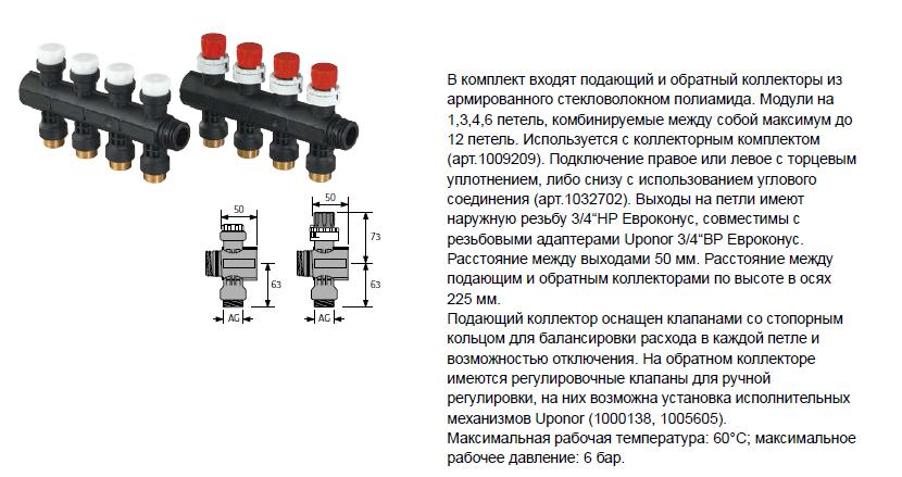 Размеры-на-Uponor-316