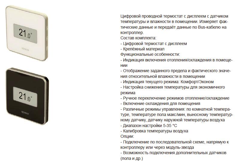 РазмерыUponor-Smatrix-Base-1087813